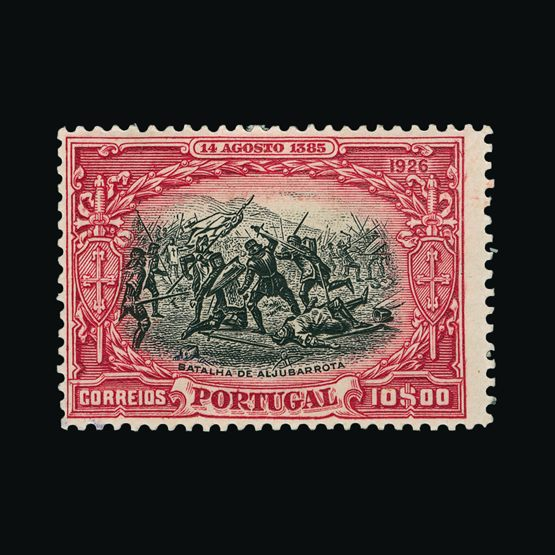 Lot 19080 - Portugal 1926 -  UPA UPA Sale #79 worldwide Collections