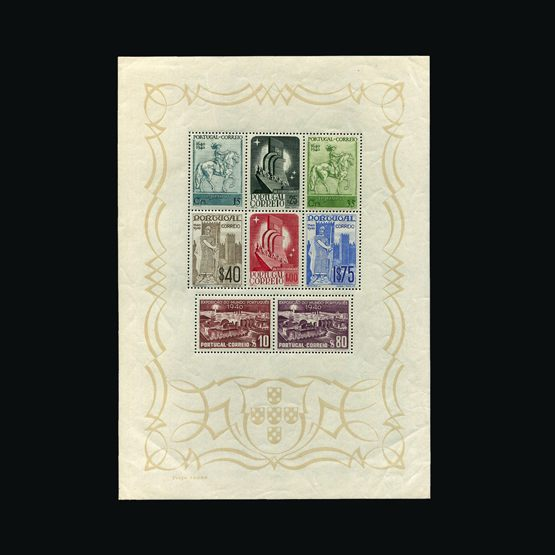 Lot 19106 - Portugal 1940 -  UPA UPA Sale #79 worldwide Collections