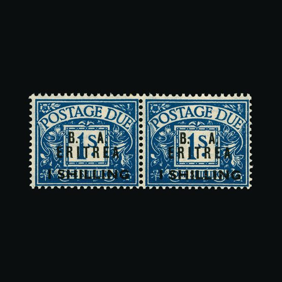 Lot 2193 - british occupation of italian colonies 1950 -  UPA UPA Sale #79 worldwide Collections