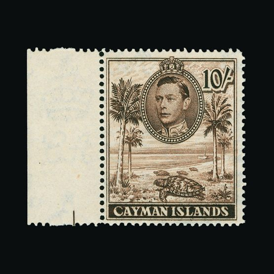 Lot 3027 - cayman islands 1938-48 -  UPA UPA Sale #79 worldwide Collections
