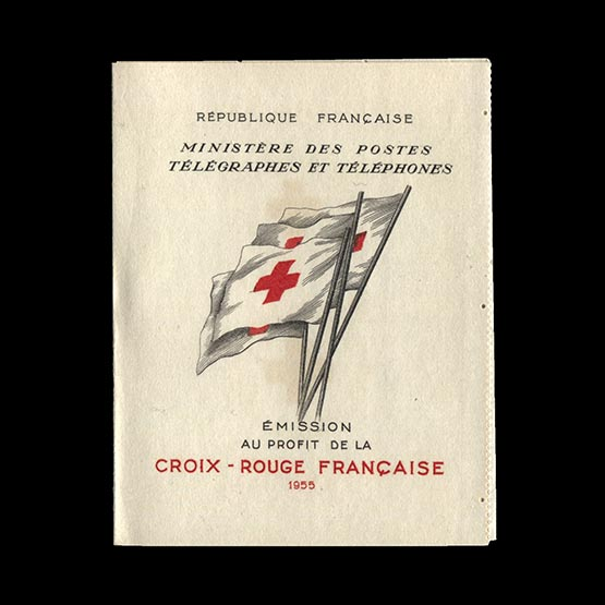 Lot 4765 - France - Booklets 1955 -  UPA UPA Sale #79 worldwide Collections