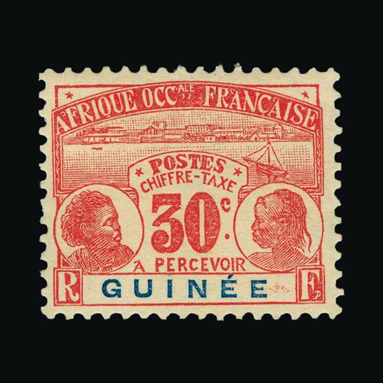 Lot 4974 - France - Colonies - French Guinea 1906-08 -  UPA UPA Sale #79 worldwide Collections