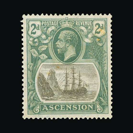 Lot 556 - Ascension 1924-33 -  UPA UPA Sale #79 worldwide Collections