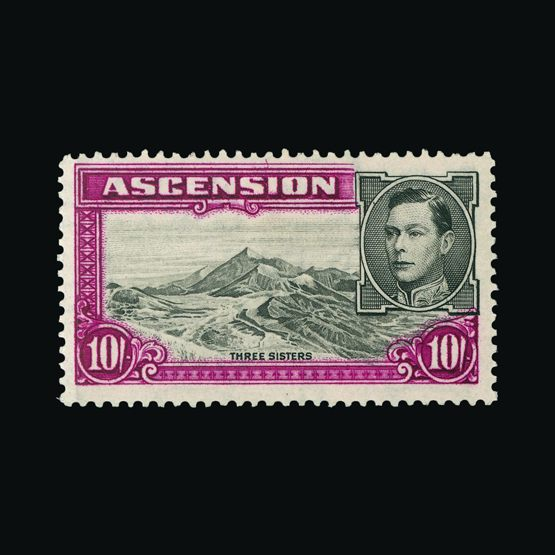 Lot 575 - Ascension 1937-40 -  UPA UPA Sale #79 worldwide Collections