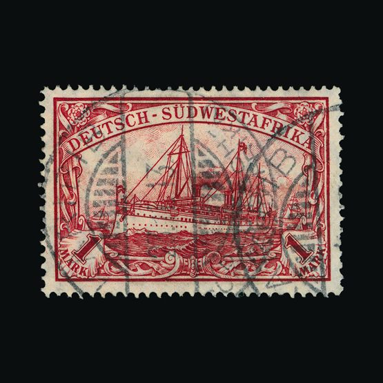 Lot 6110 - Germany - Colonies - South West Africa 1906-19 -  UPA UPA Sale #79 worldwide Collections