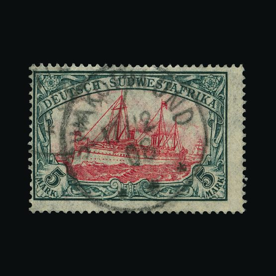 Lot 6111 - Germany - Colonies - South West Africa 1906-19 -  UPA UPA Sale #79 worldwide Collections