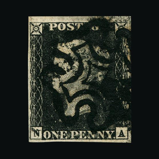 Lot 6629 - Great Britain - QV (line engraved) 1840 -  UPA UPA Sale #79 worldwide Collections