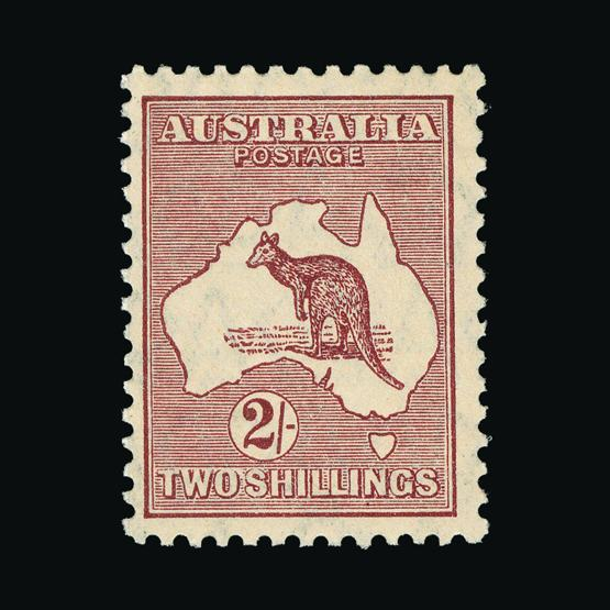 Lot 672 - Australia 1929-30 -  UPA UPA Sale #79 worldwide Collections