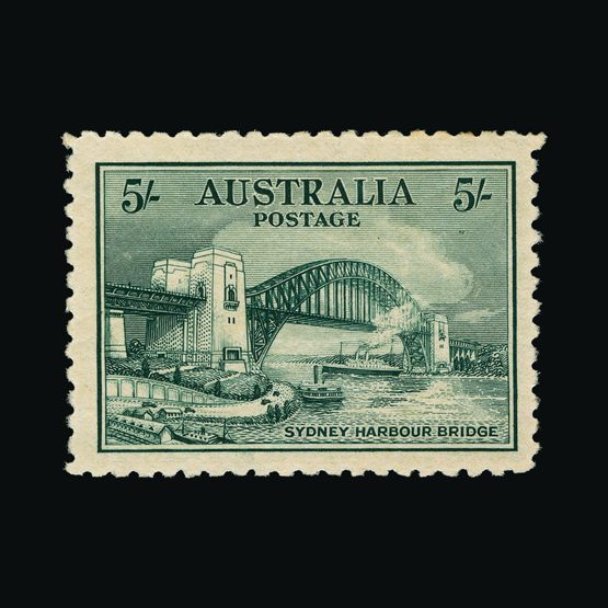 Lot 687 - Australia 1932 -  UPA UPA Sale #79 worldwide Collections