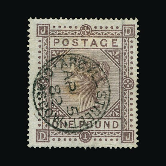 Lot 7349 - Great Britain - QV (surface printed) 1867-83 -  UPA UPA Sale #79 worldwide Collections