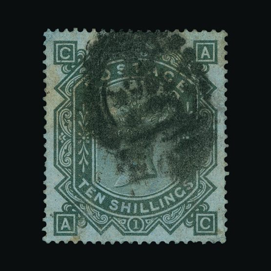 Lot 7366 - Great Britain - QV (surface printed) 1867-83 -  UPA UPA Sale #79 worldwide Collections
