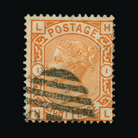 Lot 7461 - Great Britain - QV (surface printed) 1873-80 -  UPA UPA Sale #79 worldwide Collections