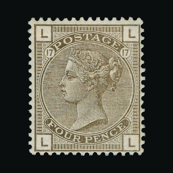 Lot 7501 - Great Britain - QV (surface printed) 1880-83 -  UPA UPA Sale #79 worldwide Collections