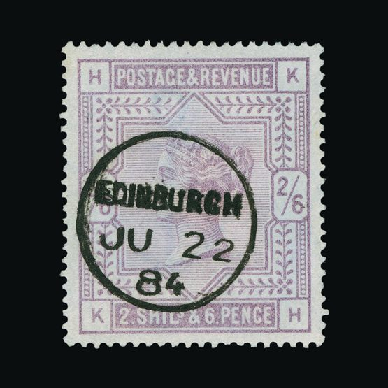 Lot 7524 - Great Britain - QV (surface printed) 1883-84 -  UPA UPA Sale #79 worldwide Collections