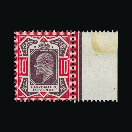 Lot 7867 - Great Britain - KEVII 1902-13 -  UPA UPA Sale #79 worldwide Collections