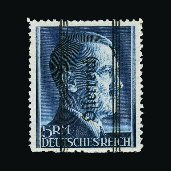 Lot 830 - Austria 1945 -  UPA UPA Sale #79 worldwide Collections