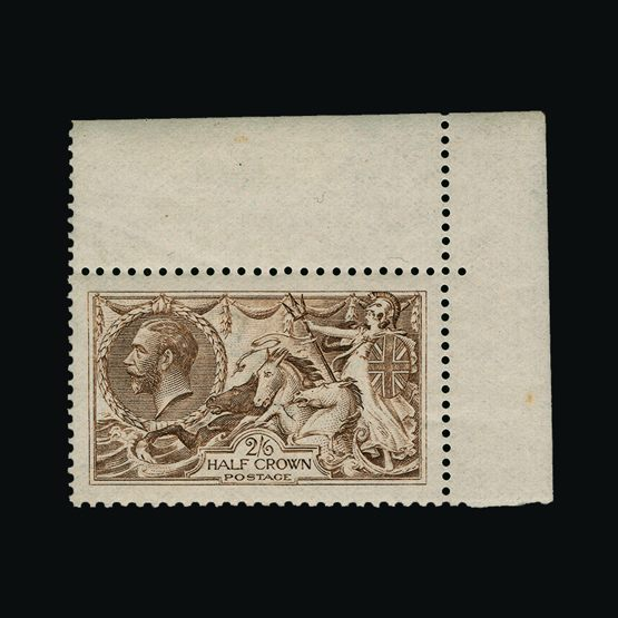 Lot 8401 - Great Britain - KGV 1915 -  UPA UPA Sale #79 worldwide Collections