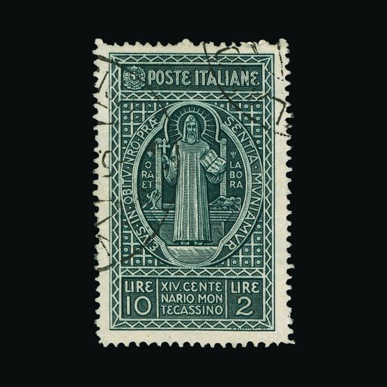 Lot 10331 - Italy 1929 -  UPA UPA Sale #80 worldwide Collections