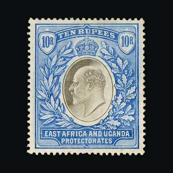 Lot 10704 - kenya uganda and tanganyika 1904-07 -  UPA UPA Sale #80 worldwide Collections