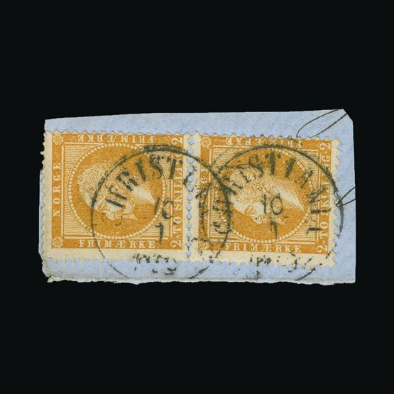 Lot 13559 - Norway 1856-60 -  UPA UPA Sale #80 worldwide Collections