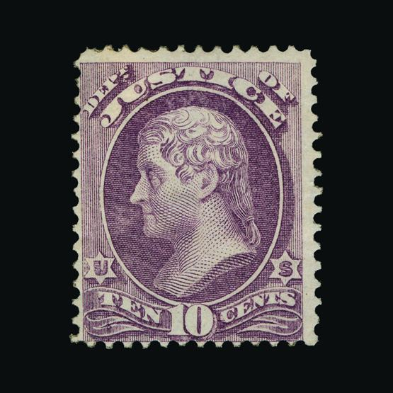 Lot 17315 - United States of America 1873 -  UPA UPA Sale #80 worldwide Collections