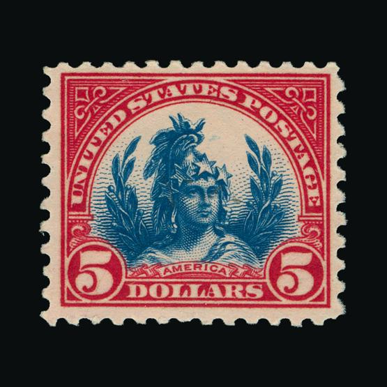 Lot 17466 - United States of America 1922-32 -  UPA UPA Sale #80 worldwide Collections