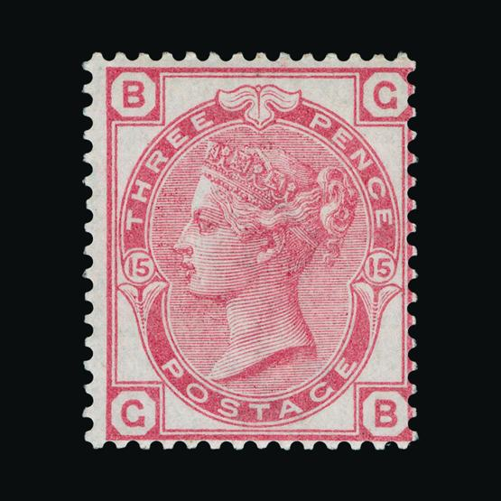 Lot 18276 - Great Britain - QV (surface printed) 1873-80 -  UPA UPA Sale #80 worldwide Collections