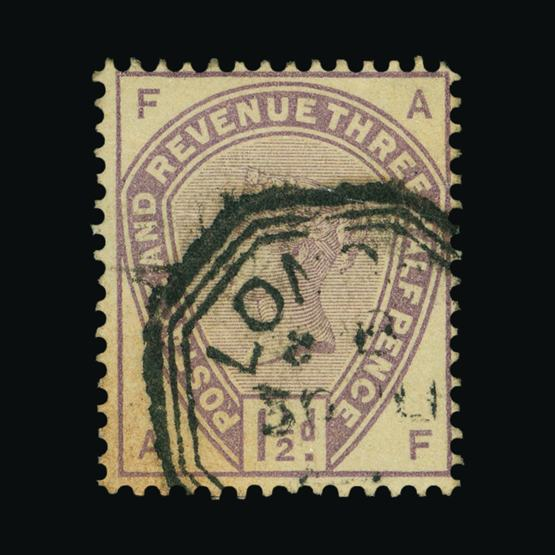 Lot 18328 - Great Britain - QV (surface printed) 1883-84 -  UPA UPA Sale #80 worldwide Collections