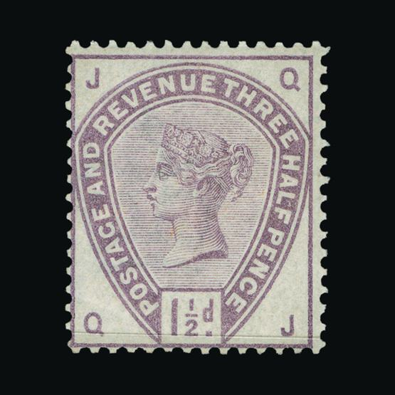 Lot 18363 - Great Britain - QV (surface printed) 1883-84 -  UPA UPA Sale #80 worldwide Collections