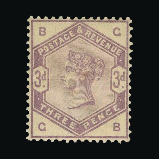 Lot 18364 - Great Britain - QV (surface printed) 1883-84 -  UPA UPA Sale #80 worldwide Collections