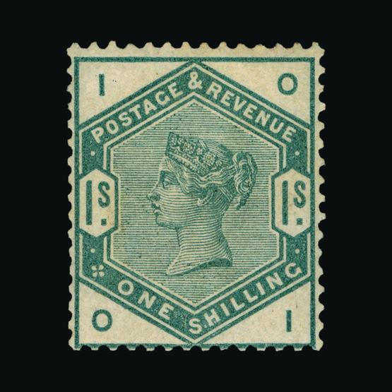 Lot 18373 - Great Britain - QV (surface printed) 1883-84 -  UPA UPA Sale #80 worldwide Collections