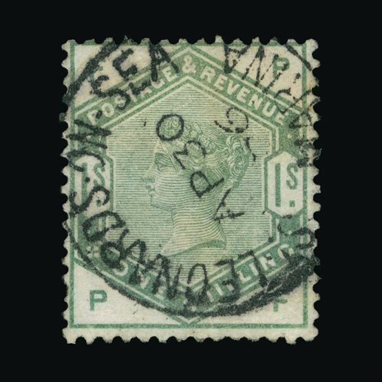 Lot 18374 - Great Britain - QV (surface printed) 1883-84 -  UPA UPA Sale #80 worldwide Collections