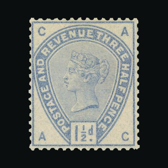 Lot 18382 - Great Britain - QV (surface printed) 1891 -  UPA UPA Sale #80 worldwide Collections