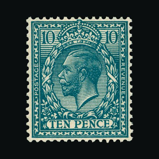Lot 18453 - Great Britain - KGV 1924-26 -  UPA UPA Sale #80 worldwide Collections
