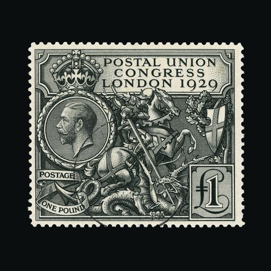 Lot 18456 - Great Britain - KGV 1929 -  UPA UPA Sale #80 worldwide Collections