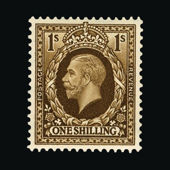 Lot 18457 - Great Britain - KGV 1934 -  UPA UPA Sale #80 worldwide Collections