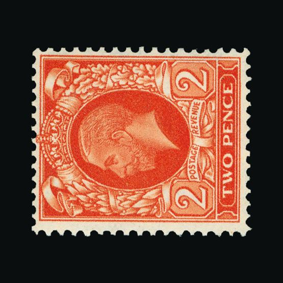 Lot 18458 - Great Britain - KGV 1934 -  UPA UPA Sale #80 worldwide Collections