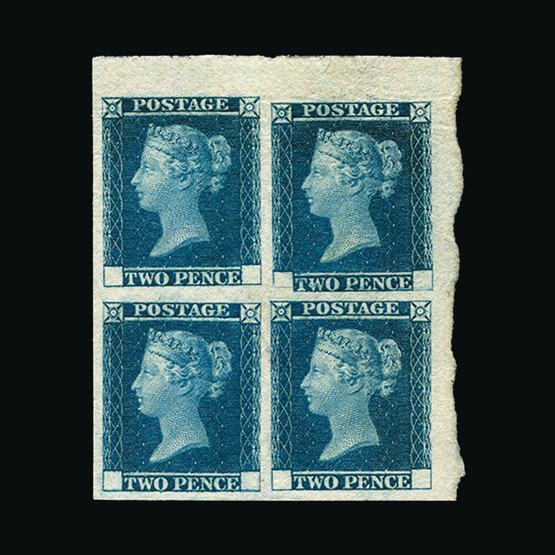 Lot 6597 - Great Britain - QV (line engraved) 1841 -  UPA UPA Sale #80 worldwide Collections