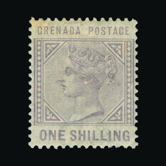 Lot 10354 - Grenada 1883 -  UPA UPA Sale #81 worldwide Collections