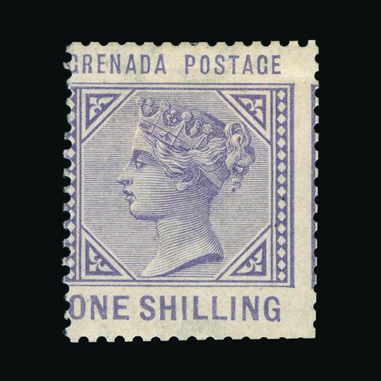 Lot 10355 - Grenada 1883 -  UPA UPA Sale #81 worldwide Collections