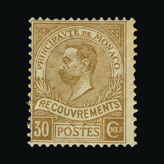 Lot 14601 - Monaco 1910 -  UPA UPA Sale #81 worldwide Collections