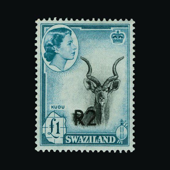 Lot 19037 - swaziland 1961 -  UPA UPA Sale #81 worldwide Collections