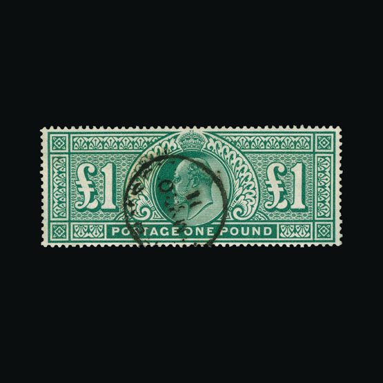 Lot 20537 - Great Britain - KEVII 1902-10 -  UPA UPA Sale #81 worldwide Collections