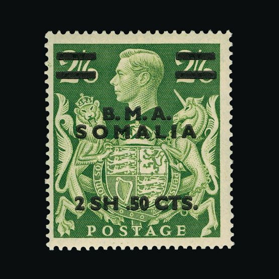 Lot 2584 - british occupation of italian colonies 1948 -  UPA UPA Sale #81 worldwide Collections