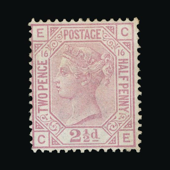 Lot 8230 - Great Britain - QV (surface printed) 1873-80 -  UPA UPA Sale #81 worldwide Collections