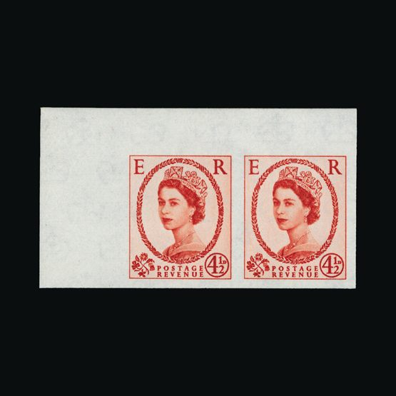 Lot 9435 - Great Britain - QEII (pre-decimal) 1958-65 -  UPA UPA Sale #81 worldwide Collections