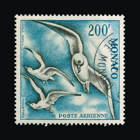 Lot 14565 - Monaco 1955-7 -  UPA UPA Sale #82 worldwide Collections