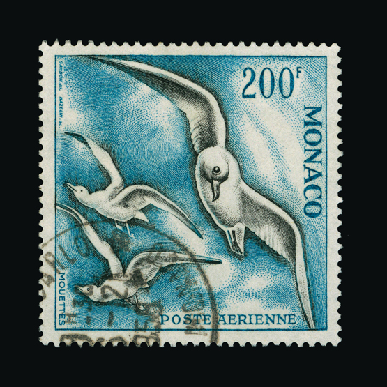 Lot 14566 - Monaco 1955-7 -  UPA UPA Sale #82 worldwide Collections