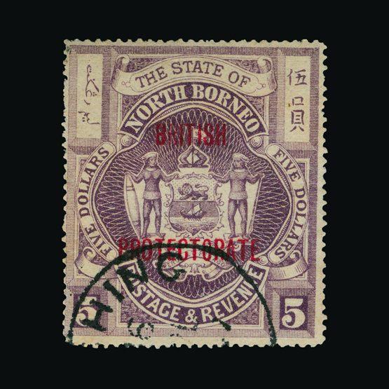 Lot 15914 - north borneo 1912 -  UPA UPA Sale #82 worldwide Collections