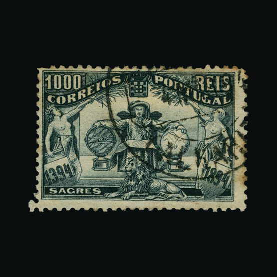 Lot 16624 - Portugal 1894 -  UPA UPA Sale #82 worldwide Collections